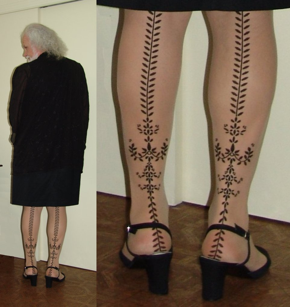Tights from Herrods
